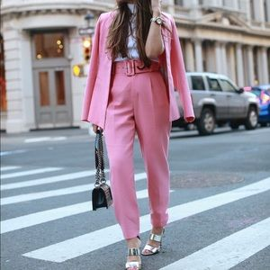 Zara Pants - Pink pants